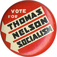 Vote For Thomas Nelson Socialism