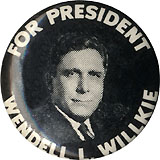 For President Wendell L. Willkie