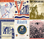 COLLECTION: World War II Patriotic Sheet Music