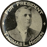 For President Thomas L. Hisgen