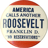 America Calls Another Roosevelt