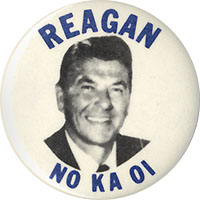 Reagan No Ka Oi