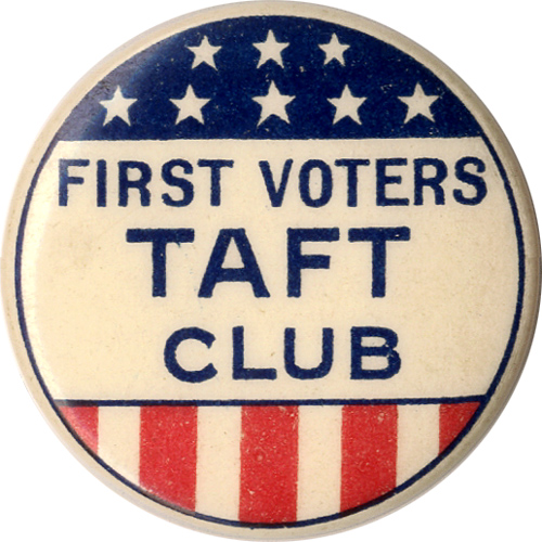 First Voters Taft Club