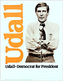 Udall - Democrat for President