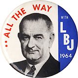 All the Way with LBJ 1964