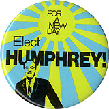 For a New Day... Elect HUMPHREY!