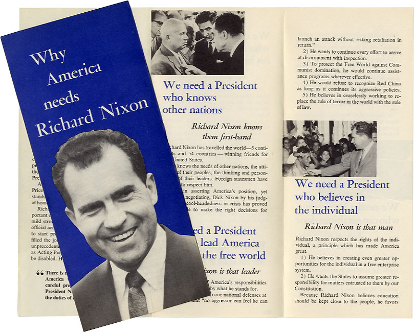 Why America needs Richard Nixon