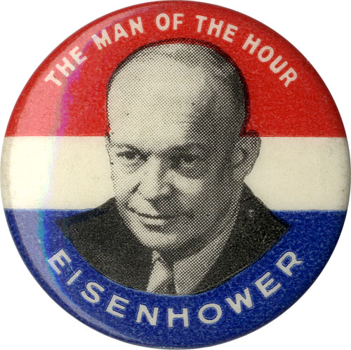 The Man of the Hour Eisenhower