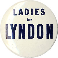 Ladies for Lyndon