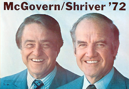 McGovern/Shriver '72
