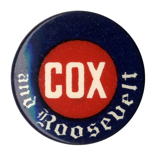 Cox and Roosevelt
