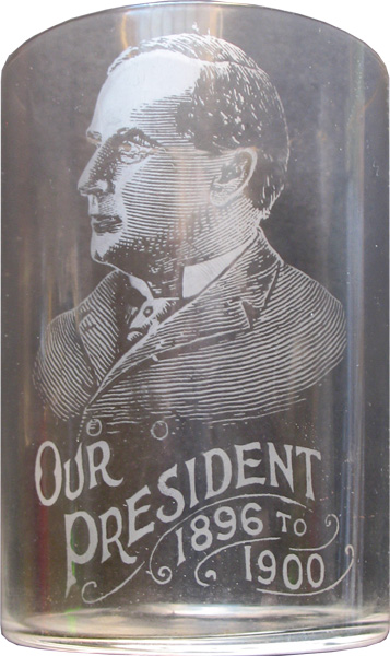 Our President 1896 to 1900