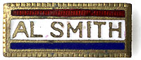 Alfred E. Smith: Enamel