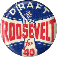 Draft Roosevelt for '40