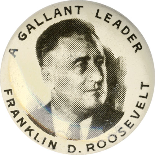 A Gallant Leader Franklin D. Roosevelt