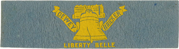 Dewey Bricker Liberty Belle
