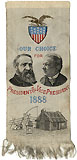 Our Choice for President & Vice President 1888