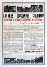 FARMERS! HOUSEWIVES! CHILDREN!