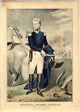 General Andrew Jackson. At New-Orleans Jan: 8th 1815.