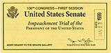 Impeachment Trial of the President of the United States