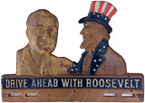 Drive Ahead with Roosevelt