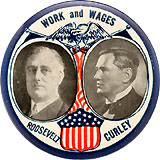 Work and Wages Roosevelt Curley