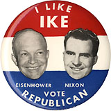 Eisenhower and Nixon: