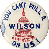 Franklin Roosevelt: You Can't Pull a Wilson on Us!