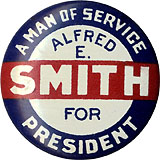 A Man of Service / Alfred E. Smith for President