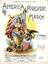 Span-Am War: America Forever! March