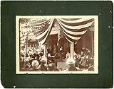 William McKinley: Canton, Ohio Notification ceremony, July 12, 1900