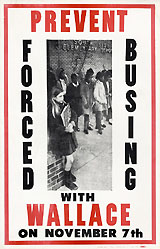 George Wallace: Prevent Forced Busing