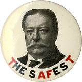 William Howard Taft: The Safest anagram portrait variant