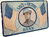 Douglas MacArthur: Save for Victory Bank