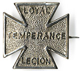 Temperance: Loyal Temperance Legion badge