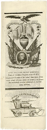 William Henry Harrison: Rare