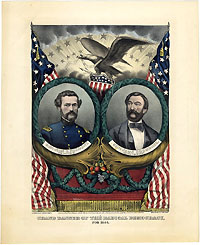 Fremont and Cochrane: Grand Banner of the Radical Democracy for 1864