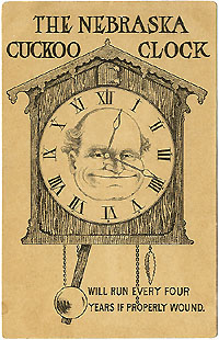 William Jennings Bryan: Satirical