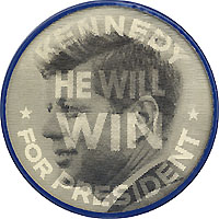 Kennedy for President / HE WILL WIN