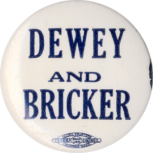 Dewey and Bricker