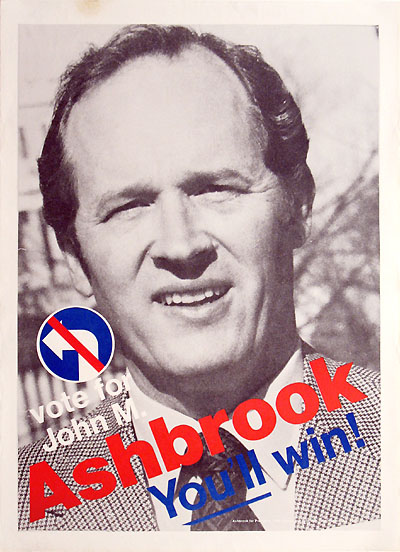 vote for John M. Ashbrook