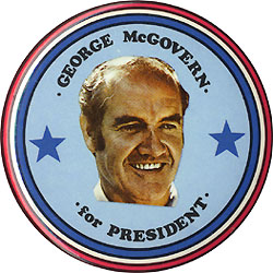 George McGovern for President