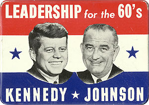 Leadership for the 60's / Kennedy Johnson