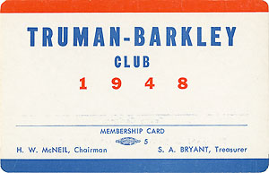 Truman-Barkley Club