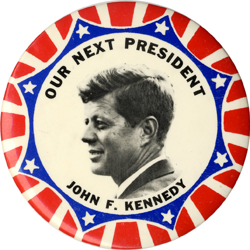 Our Next President John F. Kennedy