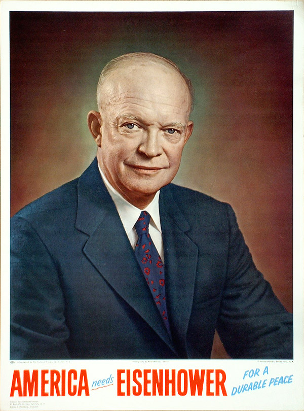 America Needs Eisenhower for a Durable Peace