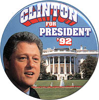 Clinton for President '92