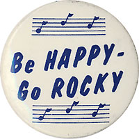 Be Happy - Go Rocky