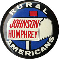 Rural Americans Johnson Humphrey