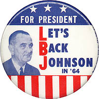 Let's Back Johnson